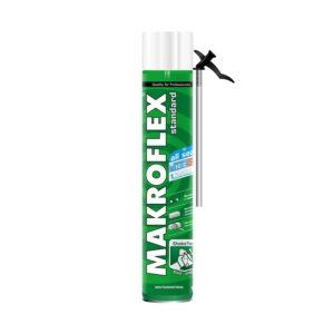 MAKROFLEX Shaketec Стандарт - Пена монтажная всесезонная 750 мл./Макрофлекс